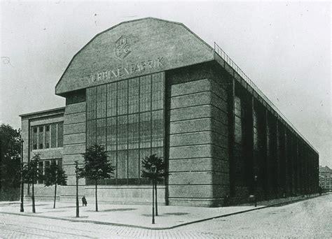 Behrens Berlin by Behrens Aeg Turbine Factory