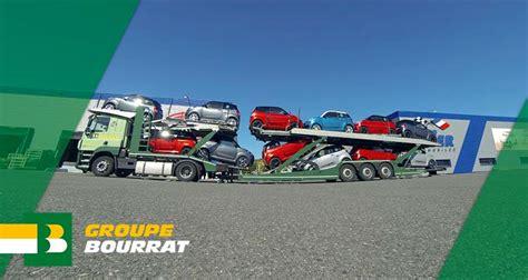 Transport Porte Voiture by Transport De V 233 Hicule Groupe Bourrat