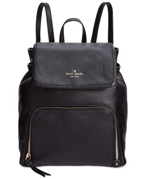 kate spade kate spade cobble hill charley backpack in black lyst