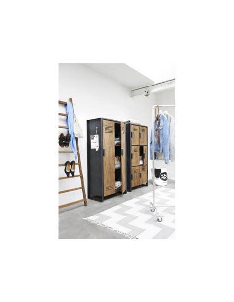 kleiderschrank 80 cm breit holz schrank im industriedesign kleiderschrank mit sechs t 252 ren