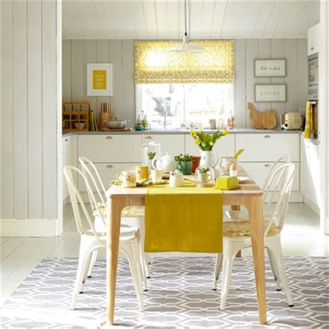 Grey Dining Room Colour Scheme Bold Colour Dining Room