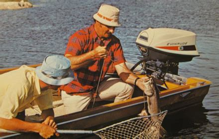 don t rock the boat fish vintage fishing stuff classic boats woody boater