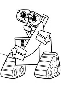 robot coloring pages wall e robot coloring pages best place to color