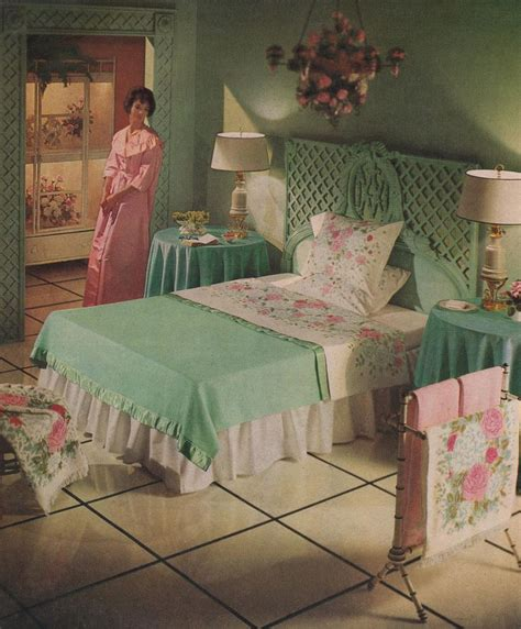 schlafzimmer retro 24 best 1960s bedroom images on