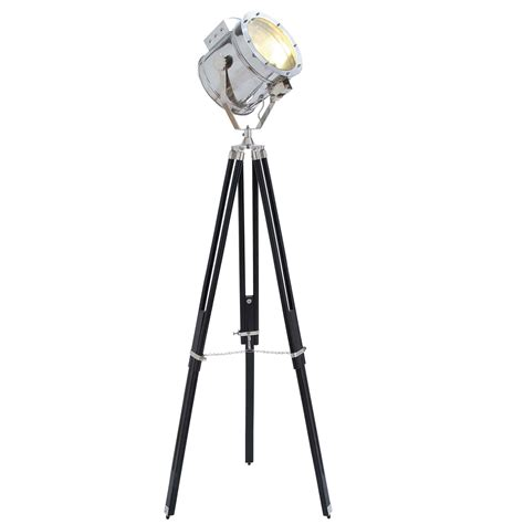 urban designs  studios floor prop spotlight  tripod lamp ebay