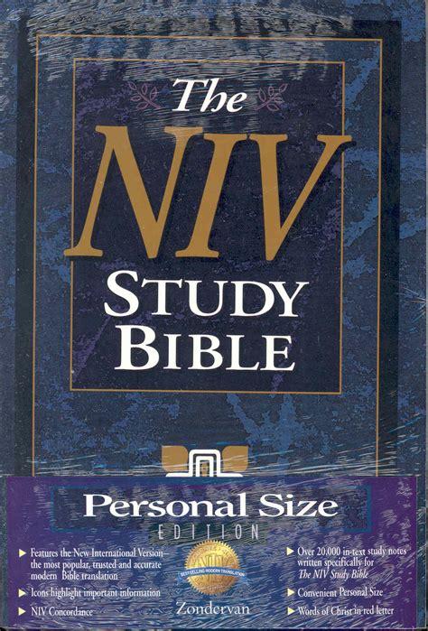 the niv study bible bible series books detroit christadelphian book supply