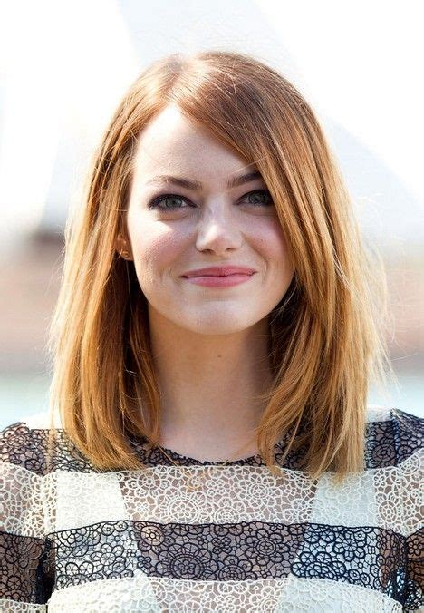 bob haircuts to slim face 21 trendy hairstyles to slim your round face longer bob