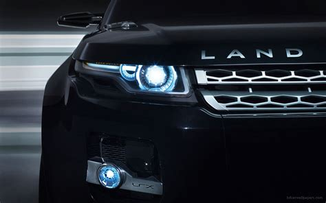 Land Rover Lrx Concept Black 8 Wallpapers Hd Wallpapers