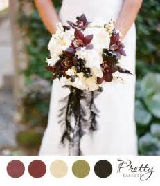 pretty wedding colors winter wedding colors pretty palettes 65