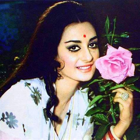 biography of movie padosan these ethereal pictures of veteran actress saira banu will
