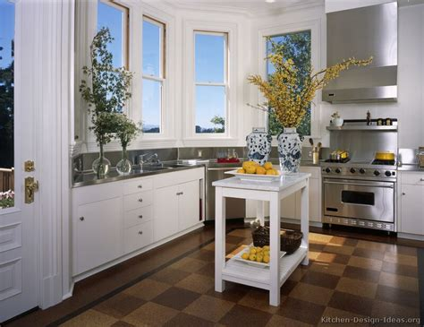 small kitchens with white cabinets pictures of kitchens traditional white kitchen