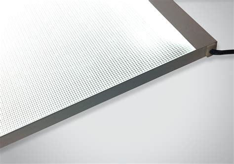 Lu Led Panel Light elumanation custom led light panels lighting solutions