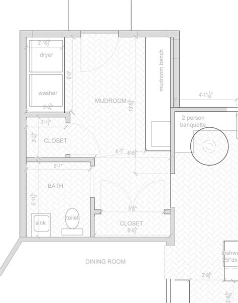 Mudroom Floor Plans Mud Room Ideas Studio Design Gallery