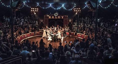 entradas de circo valencia circo raluy legacy en valencia ticketea