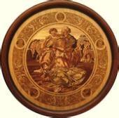 cornice tondo doni calemma bottega artigiana nella continuit 224 dell