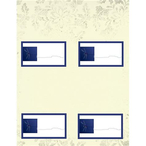 Large Place Cards Template by Free Templates For Dragonfly Place Cards Create Shaped