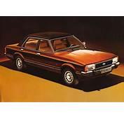 1977 Ford Taunusbrochure
