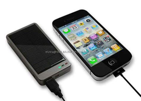 china solar power bank travel mobile phone charger battery