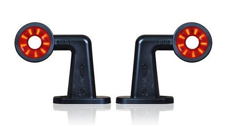 12v Beleuchtung by Led Beleuchtung Led Begrenzungsleuchten Rot Wei 223 12v 24v