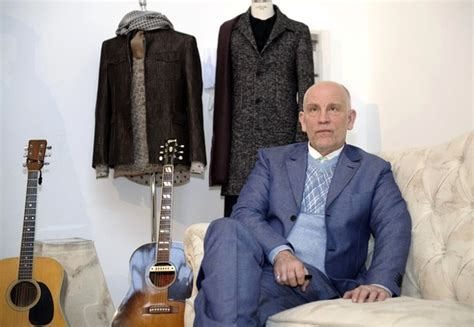 john malkovich is the designer for what clothing label john malkovich photos photos john malkovich presents his