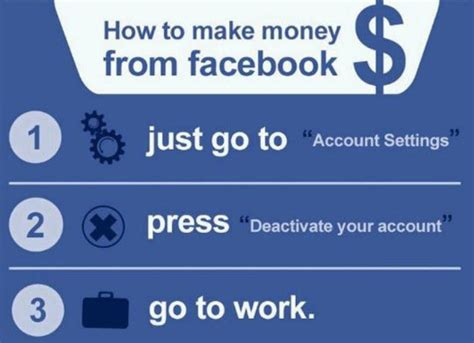 How To Make Money - how to make money from facebook