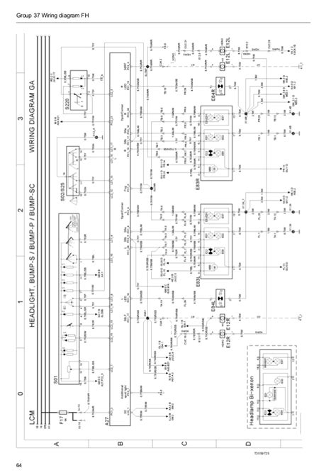 diagrams 14282048 volvo wiring diagrams volvo s80