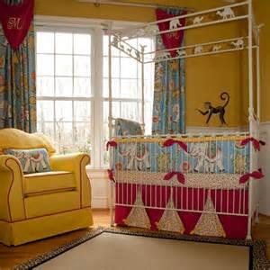 Circus Nursery Decor Circus Themed Nurseries Ideas Inspiration