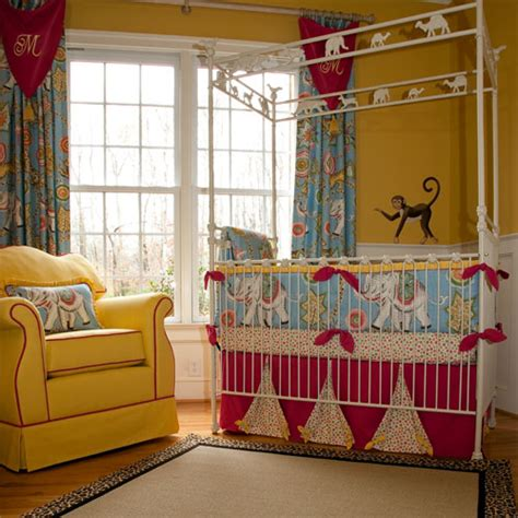 Circus Nursery Decor Circus Themed Nurseries Ideas Inspiration