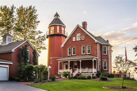 home house for 1 5 million live in a red victorian lighthouse right