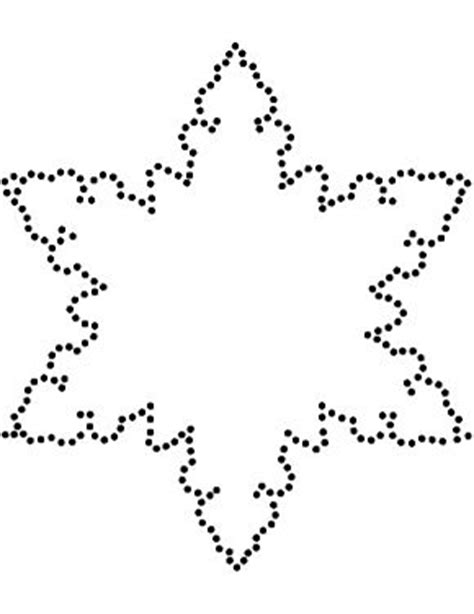 printable snowflake templates cut out snowflake cutout patterns for kids free toy patterns