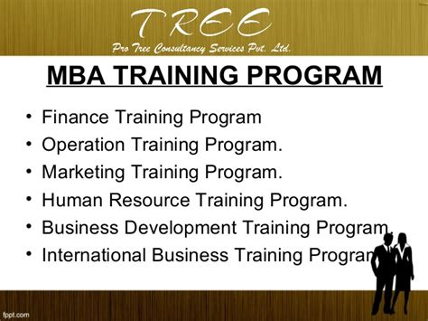 Finance Mba Leadership Development Program Summer Intern 2018 by Tree Consultancy Services Summer Internship