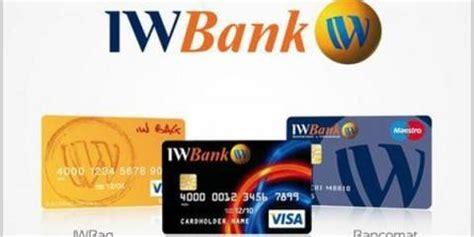 conto corrente ubi banca iw bank conti correnti