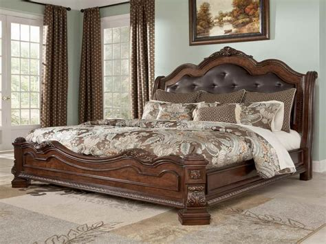 Rustic Headboards For King Size Beds by Luxury Upholstered Beds Classic Luxury Single Bed With