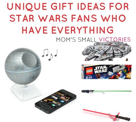 gift ideas for star wars fans unique gift ideas for star wars fans who have everything