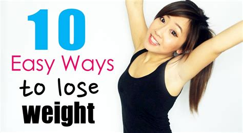 7 Easy Ways To Lose Your Boyfriend by 10 Easy Ways To Lose Weight