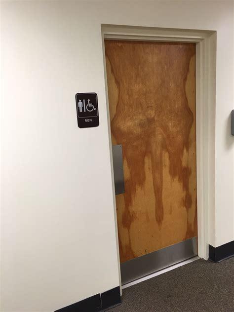 Wood Shower Door These Bathroom Doors Appropriate Wood Grain The Poke
