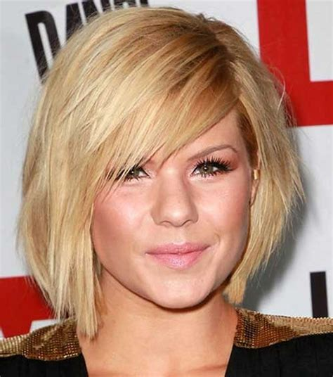 bob hairstyles layered and cut fuller over ears short bob haircuts for round faces bob hairstyles 2017