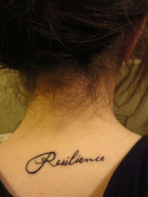 word tattoo photo 40 charming one word tattoo exles