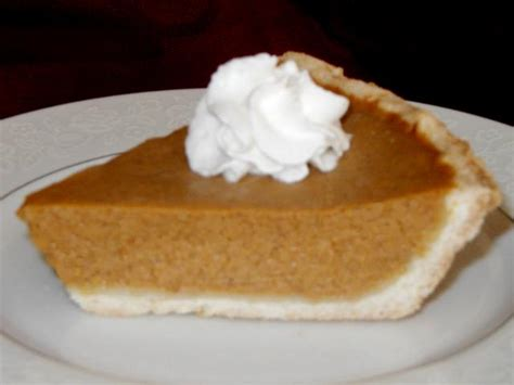 the way to the kitchen pumpkin pie