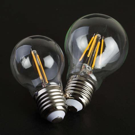 led licht birnen 220v e27 dimmbar birne edison birnen led warmes k 252 hles