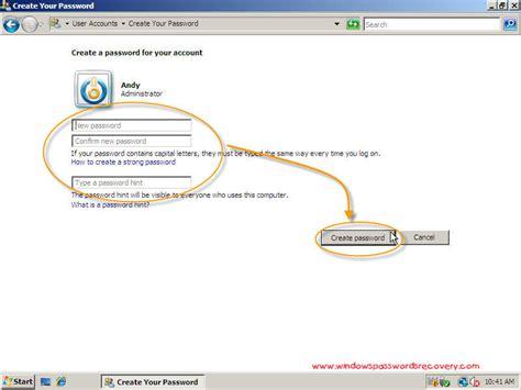 how reset vista password password unlocker password reocvery password hacker