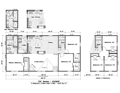 home blue prints mobile home floor plans ranch metal building homes