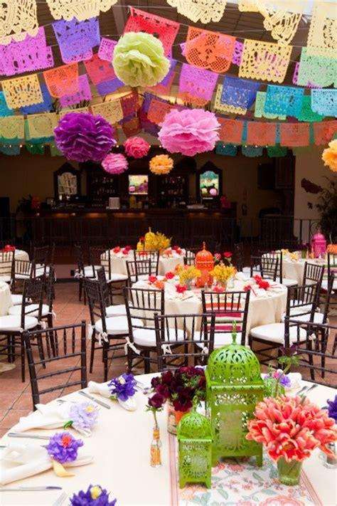 mexican wedding decor mexican theme wedding mexican themed weddings