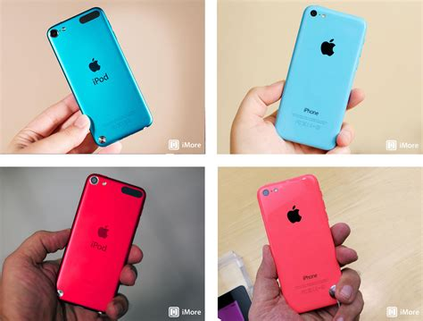 ipod touch 6 colors iphone 5c review imore