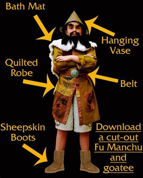 genghis khan costume ideas schooling fun kids dress
