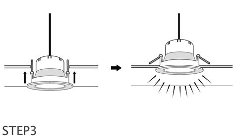 How To Fit Ceiling Lights Beautiful How To Install Downlights In Ceiling Photos Electrical Circuit Diagram Ideas