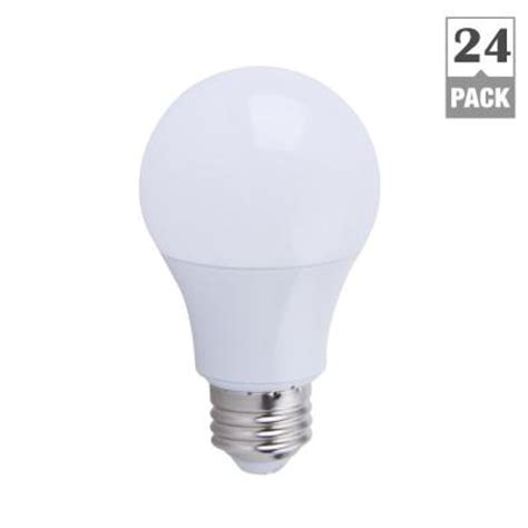 ecosmart light bulbs warranty ecosmart 60w equivalent soft white a19 non dimmable led