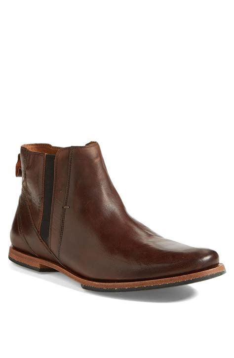 mens brown chelsea boot mens brown chelsea boots boot yc