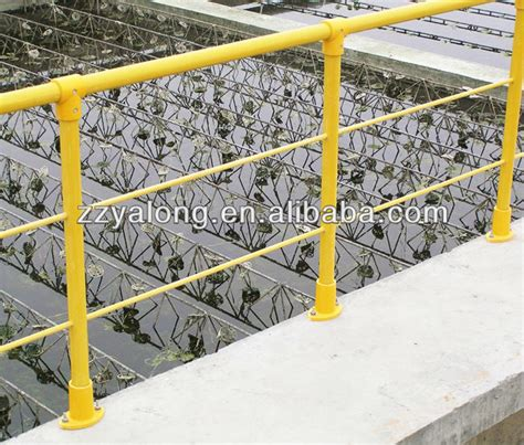 Fiberglass Handrails frp handrails for outdoor steps anti corrosion fiberglass reinforced plastic stair handrail