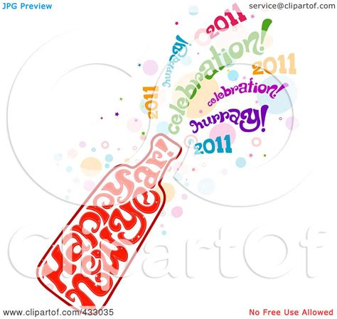 chagne bottle outline new year illustrations free 28 images free clip happy